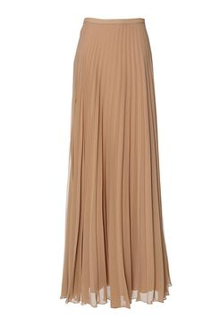 #Maxi #Skirt I like this one especially bc the under-layer is long and not short