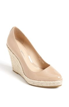 Via Spiga 'Quip' Espadrille available at #Nordstrom- Out of my size & the Nude and Orange colors