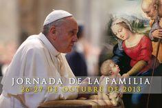 La oración del Papa Francisco a la Sagrada Familia de Nazaret