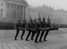 Luftwaffe honor guard