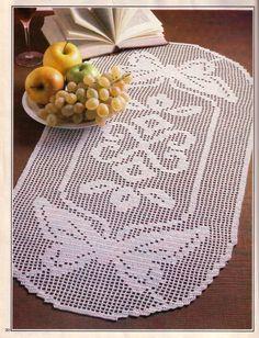 Free Crochet Patterns: Free Butterfly Crochet Patterns