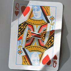 Peter Slade | ACRYLIC | Queen of Hearts
