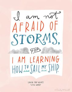 #Storms #Quote