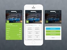 Payment search mobile design Mobile Design, App Design, Car App, Volvo V40, Engineering, Search, Research, Searching, Application Design