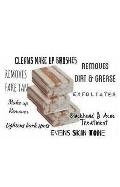 Nu Skin Epoch Polishing Bar -Soap Free Exfoliating Cleanser 100g | eBay Pore Cleanser, Moisturiser, Dark Spot Treatment, Lighten Dark Spots, Skin Brushing, Exfoliating Soap, Face Wrinkles, Facial Cleansing Brush, Nu Skin
