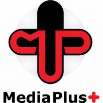 Media Plus Logo. Get this logo in Vector format from https://logovectors.net/media-plus/