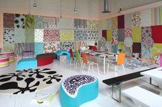 Contzentrade showroom by Lars Contzen's