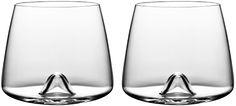 Normann Copenhagen - Whisky glas aeske med 2 stk. #inspirationdk #gavertilham #giftsforhim