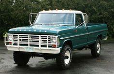 rough old pickups - Bing images