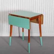 Mid century 1950s dining table