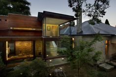 Cossington House by Jorge Hrdina Architects.