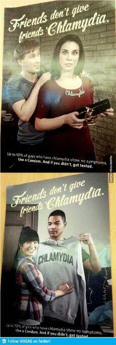 Chlamydia is not a gift!. http://banishchlamydia.com/?hop=0
