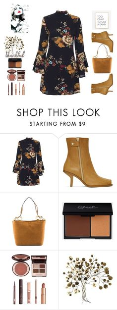 """SO GLAMMY"" by destinystarheaven on Polyvore featuring STELLA McCARTNEY, Tory Burch and Charlotte Tilbury"