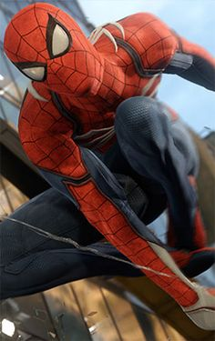Spider-Man PS4 (Working Title) - Insomniac Games