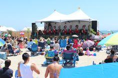 Long Beach Tiki Beach Festival 2012