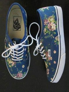 I digg these! I want them soooo bad! I don;t have any pairs of Vans, but they are awesome and I'm addicted to them!