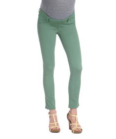Look what I found on #zulily! DL1961 Versailles Angel Under-Belly Maternity Ankle Pants by DL1961 #zulilyfinds