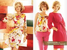 Lovely floral print by MaxMara