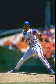 Pedro Martinez , Montreal Expos