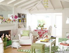 Beach House Decorating Ideas - How to Decorate a Beach House - House Beautiful