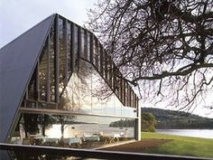 Peppermint Bay by Terroir on the Derwent River south of Hobart. Penal Colony, Wood Bridge, Tasmania, Capital City, Minimalist Design, Continents, East Coast, Peppermint, Architecture Design