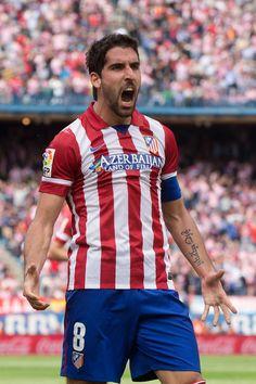 Raúl García, Atlético de Madrid FC: la imparable Leti del Cholo Simeone.