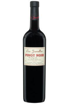Les Jamelles Pinot Noir   Vin rouge   Fruité et généreux                                                                                                                                                                                 Plus