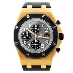 AUDEMARS PIGUET Rose Gold Royal Oak Offshore Chronograph