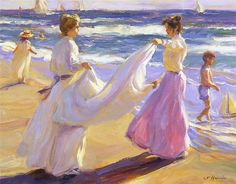 Gregory Frank Harris - Sunlight and Shadows