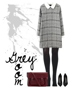 """""""Outfit #40"""" by cmhs624 on Polyvore featuring Emilio Cavallini, The Cambridge Satchel Company and Yves Saint Laurent"""