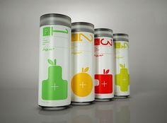 Agua+ - TheDieline.com - Package Design Blog