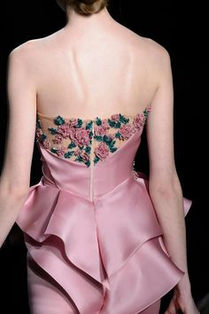"""mulberry-cookies: """" Marchesa Fall/Winter 2016 (Details) """""""