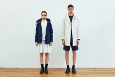 The North Face Purple Label Spring/Summer 2015 lookbook