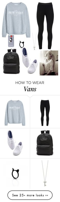 """Cute"" by lexi-lorenze on Polyvore featuring Peace of Cloth, MANGO, Keds, Vans, Markus Lupfer and Roberto Coin"