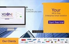 Affordable Enterprise email hosting service provider - Try free services https://www.xgenplus.com/