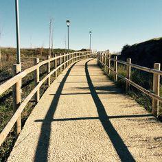 Sendas que invitan a practicar #turismorural #Arkaia #VitoriaGasteiz #sostenibilidad #responsabilidad #igersgasteiz #igerseuskadi #accesibilidad