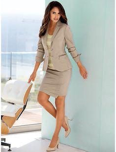 bildergebnis f r business kleidung damen kleider und. Black Bedroom Furniture Sets. Home Design Ideas
