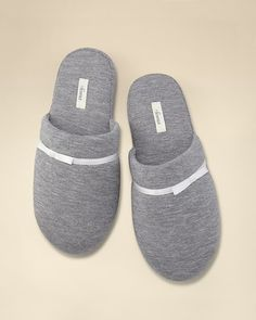 "Soma Intimates Embraceable Slipper Heather Silver #somaintimates ""My Soma Wish List Sweeps"""