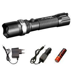 YAGE 336C Lantern Rotary Zoomable Torch Flashlight 18650 Rechargeble Led Flashlight waterproof Lanterna Led Linterna Lampe Torch //Price: $15.67//     #shopping