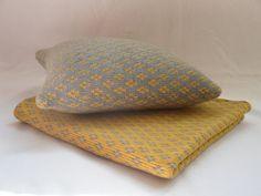 Gold Pram Blanket set 100 Merino Wool range of by dyanelanez, £55.00