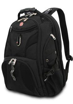 LivingSocial Shop: SwissGear ScanSmart Backpack