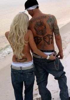 couples with tattoos