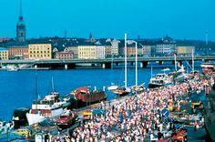 Complete Stockholm Marathon