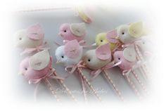 E mais passarinhos  voaram... by ♥ Silvana Domiciano - Dellicatess for Babies ♥, via Flickr