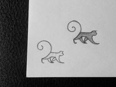 Sketch Monkey Sketch by Stevan Rodic PopularMonkey Sketch by Stevan Rodic Popular Monkey Tattoos, Mini Tattoos, Small Tattoos, Tattoo Sketches, Drawing Sketches, Monkey Icon, Ape Monkey, Monkey Drawing, Drawings Pinterest