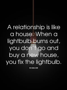 relationship tip. might be easier said than done. but effort must be there for it to succeed ;)