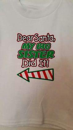 Screen print transfer - my big sister did it
