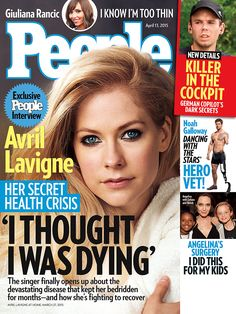Avril Lavigne Opens Up About Her Health Crisis: 'I Was Bedridden for 5 Months'