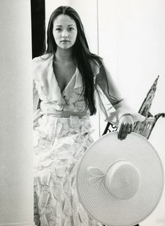 "indypendent-thinking: "" Olivia Hussey by Guy Webster """