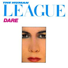 The Human League - dare Vogue-inspired cover for one of the most influential synth-pop albums. Iconic Album Covers, Classic Album Covers, Cool Album Covers, Music Album Covers, Pop Albums, Great Albums, Music Albums, Free Songs, Pop Songs